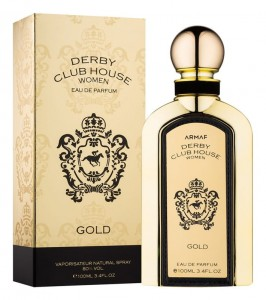 Woda Perfumowana Armaf Derby Club House Gold Woman 100ml